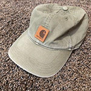 Army Green Carhartt Baseball Hat